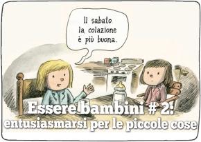 """""""Il sabato è come un palloncino rosso"""", di Liniers, La Nuova Frontierajunior"""