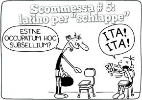 """Commentarii de Inepto Puero"", di Jeff Kinney, IlCastoro"