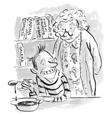 Illustrazione di Tony Ross.