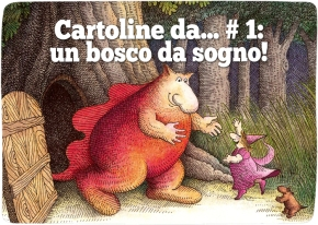 """""""La Giovanna nel bosco"""" di Cristina Làstrego e Francesco Testa, Galluccieditore"""