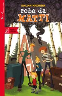 Roba da Matti, di Salah Naoura, traduzione di Alessandra Petrelli, Beisler 2015, 12,90€.