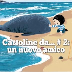 """""""Sulla collina"""" di Linda Sarah e Benji Davies e """"La balena della tempesta"""" di Benji Davies,Giralangolo"""