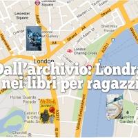 Londra nei libri per ragazzi