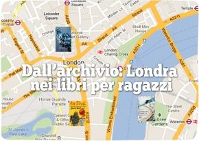Londra nei libri perragazzi