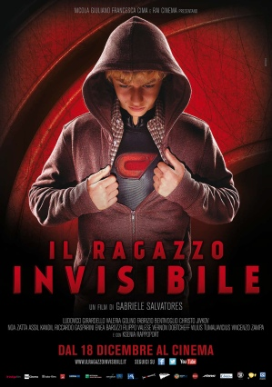 Il ragazzo invisibile, un film di Gabriele Salvatores, con Valeria Golino, Fabrizio Bentivoglio, fantastico, durata 100', Italia - Francia 2014