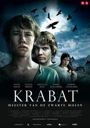 Krabat e il mulino dei dodici corvi, un film di Marco Kreuzpaintner, con David Kross, Daniel Brühl, durata 120', Germania 2008