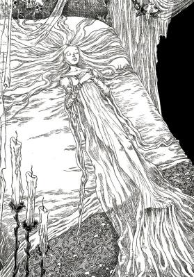 La Regina nel bosco_Interno 3