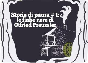 """""""Il Piccolo Fantasma"""" e """"Il mulino dei dodici corvi"""" di Otfried Preussler, Salanieditore"""
