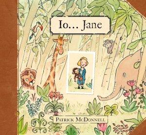 Io... Jane, di Patrick McDonnell, traduzione di Caterina Cartolano, Editrice Il castoro 2012, 15,50€.