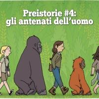"""""""Primati"""", di Jim Ottaviani e Maris Wicks, Il Castoro"""