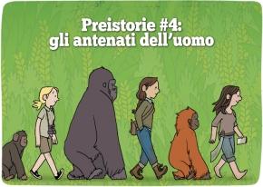 """""""Primati"""", di Jim Ottaviani e Maris Wicks, IlCastoro"""