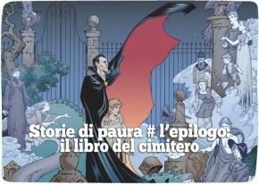"""The Graveyard Book"" di Neil Gaiman e P. Craig Russell, Nicola PesceEditore"