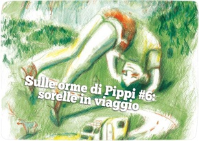 """""""Sorelle"""" di Raina Telgemeier, Il Castoro -""""Capriole"""" di Marina Girardi,Topipittori"""