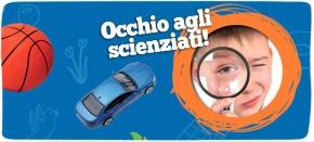 """""""La scienza intorno a te"""", Exploratorium, EditorialeScienza"""
