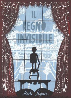 Il regno invisibile, di Rob Ryan, L'Ippocampo edizioni 2015, 18€