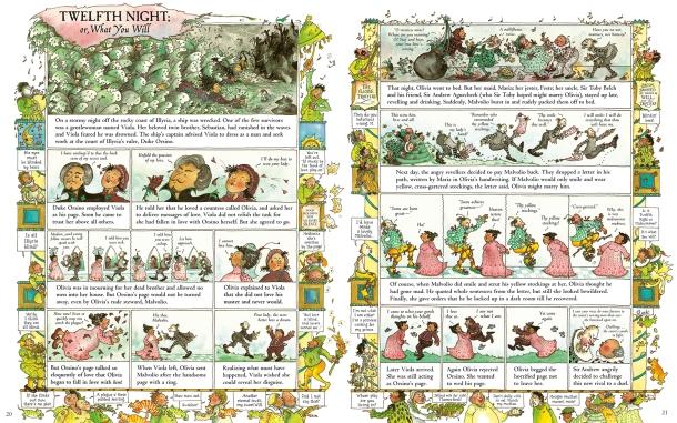 Bravo Mr William Shakespeare_Twelfth Night