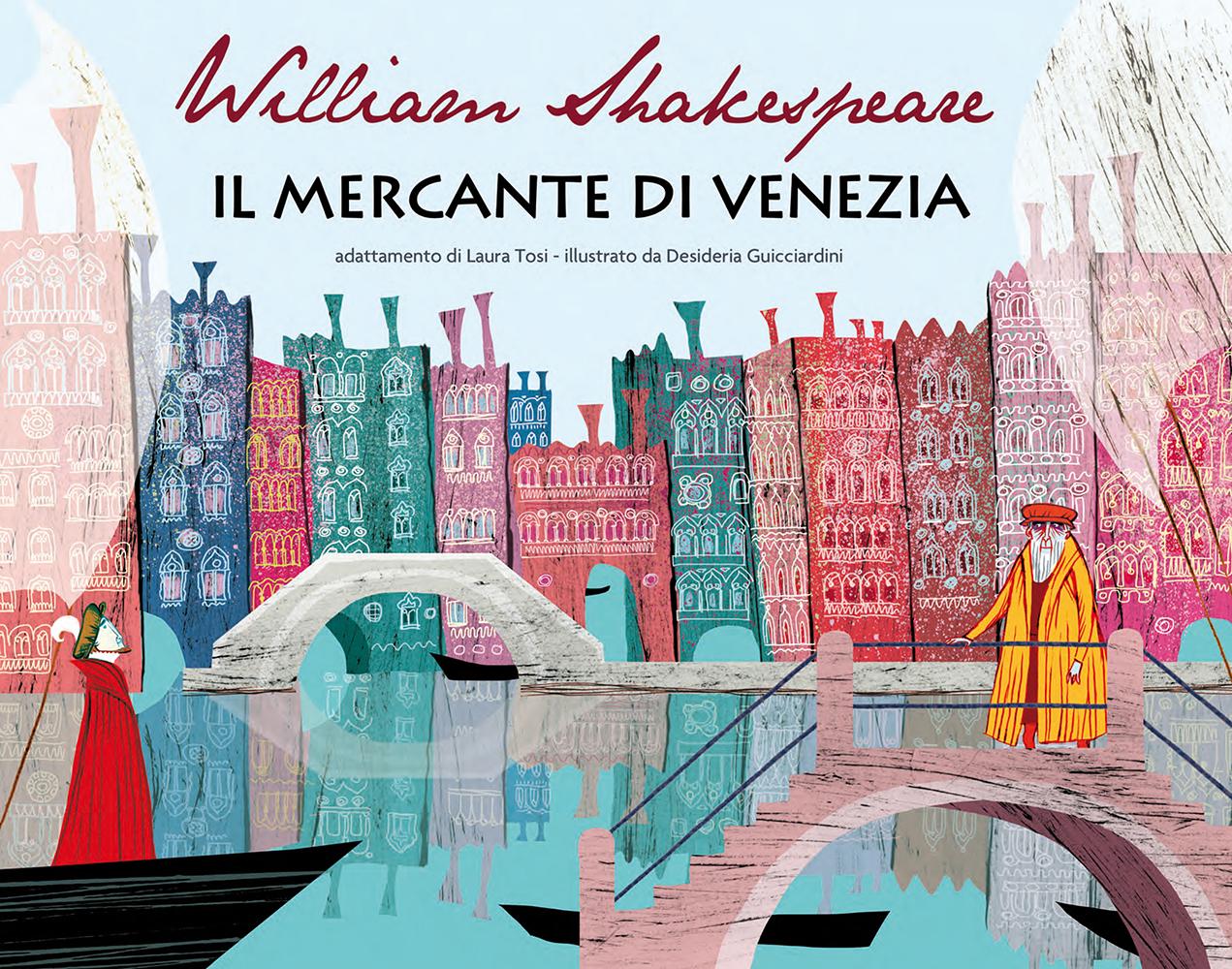 Shakespeare per bambini e ragazzi parte 1 gigi il for Disegni di bungalow contemporanei