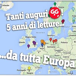 Viaggio in Europa attraverso i libri perragazzi