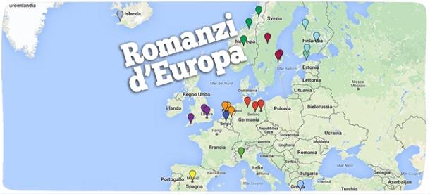 mappa Europa 2016